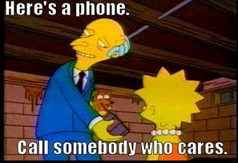 My Simpsons Fan Page